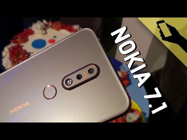 A HDR-ben bízva | Nokia 7.1 bemutató