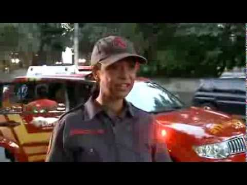 SuperPop: Juliana Acelera Para Salvar Vidas No Corpo De Bombeiros