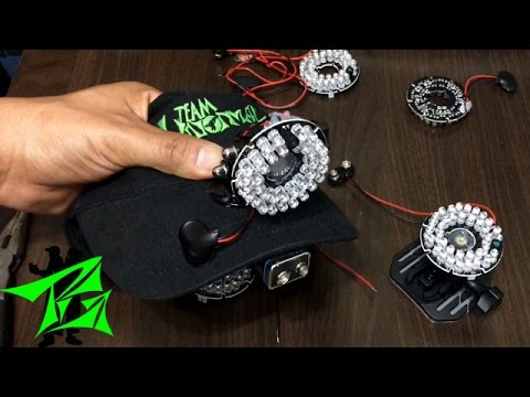 PairUnormal Guys: [DIY] -Infrared CCTV Ring Light For ...