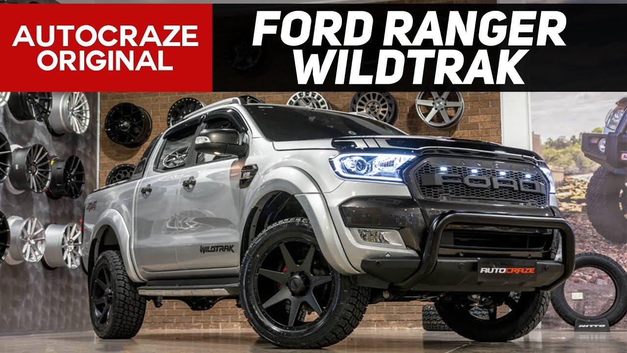 Dubbo Destroyer 🚧 Ford Ranger Wildtrak Px 2 2017 20