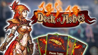 Deck of Ashes - Story Driven Deck Builder