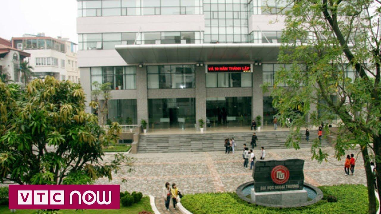Điểm chuẩn Đại học Ngoại thương cao nhất là 24,25 | VTC1