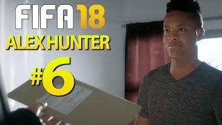 FIFA 18 ALEX HUNTER - BÖLÜM 6: TRANSFER TEKLİFİ GELDİ!