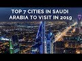 Top 7 Cities in Saudi Arabia & What is The BEST TIME TO VISIT
