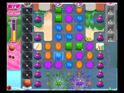 Candy Crush Saga Level 2420 - NO BOOSTERS