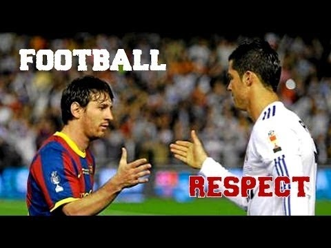 Respect In Football Amazing Sportsmanship Part 1 Youtube