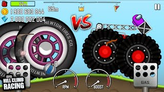 "Hill Climb Racing | ""HACKED VEHICLES"" 