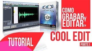 Como Grabar Y Editar Con Cool Edit | Tutorial Lil Pacs (Parte 1)