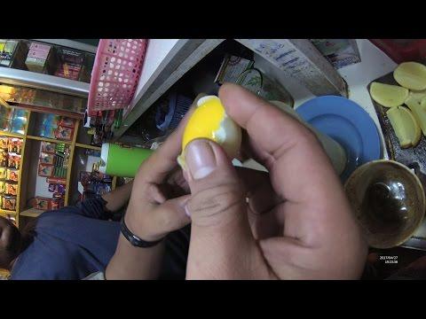 Greater Jakarta Street Food 1392 Part.1 Permata Traditional Herbal Jamu Rudal Cipanas