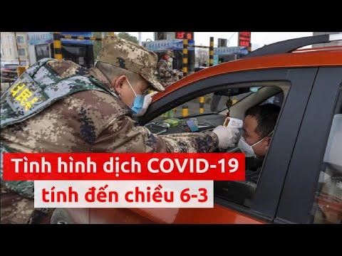 Toàn cảnh dịch COVID-19 ngày 6-3 – PLO