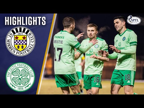 St Mirren Celtic Goals And Highlights