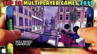 Top 10 Multiplayer Games For Android 2018
