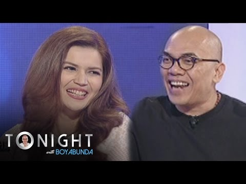 TWBA: Fast Talk with Donna Cruz