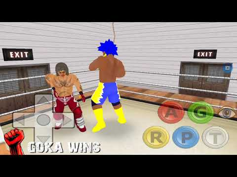 Hard work [wrestling revolution]