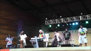 "Watusi Reggae Performing ""Cool Runner"" Live at Levitt Pavilion, Arlington, TX"