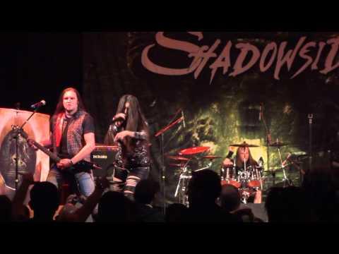 Shadowside - Waste Of Life (Trecho) - Dia Municipal do Rock 13/07/12 (Teatro Guarany - Santos SP) Mp3