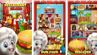Restaurant Island Kitchen Chef Cook Game Android İos Free Game GAMEPLAY VİDEO(Restaurant Island Kitchen Chef Cook Game Android İos Free Game GAMEPLAY VİDEO The most fantastic Restaurant awaits you: Design, decorate and run ..., 2015-11-27T19:42:19.000Z)
