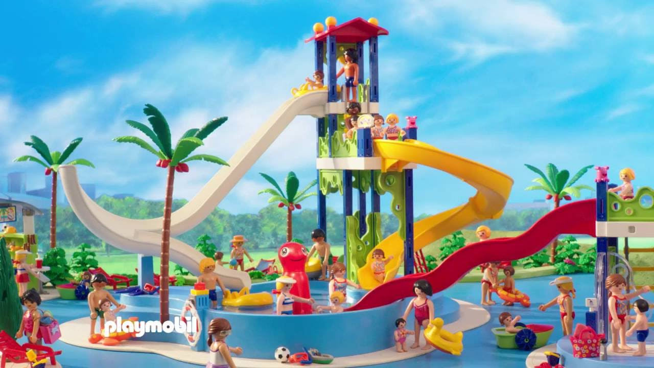 Aquatique Summer Playmobil Le Parc Fun BoedrCx