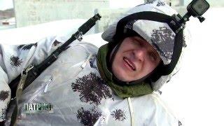 Апрельский выпуск телепроекта ПАТРИОТ! резидент КАМЕДИ КЛАБ провел 48 часов в спецназе!