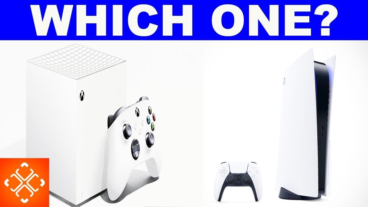 PS5 VS Xbox: Digital Edition