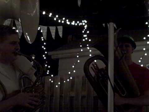 Billy Penn Oktoberfest Tuba Threesome