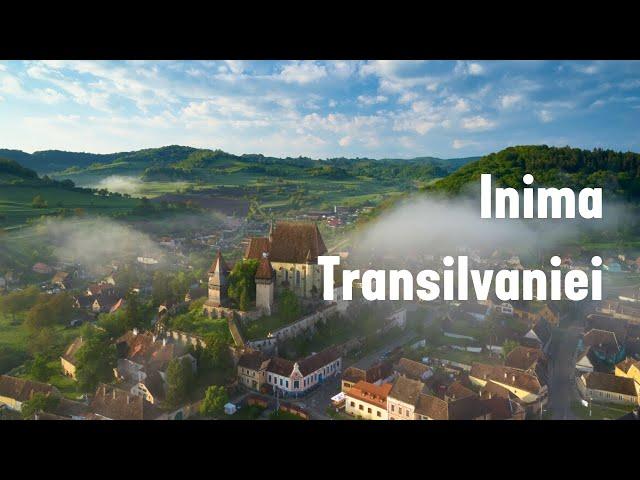 Colinele Transilvaniei: Inima Transilvaniei / Transylvanian Highlands