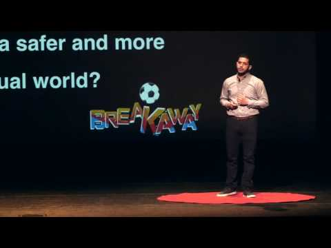Creating partnerships and social change through multimedia tools | Mahmoud Jabari | TEDxTufts