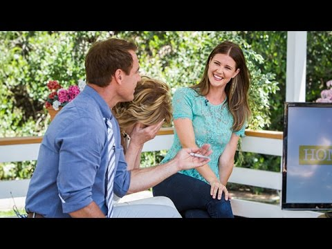 Home & Family  Sara Lancaster on her Hallmark Channel Movie 'Looking for Mister Right'