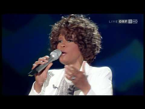 Whitney Houston - I Look To You [HD] Live Wetten Dass 2009 #Gay