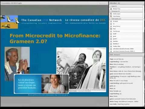 From Microcredit to Microfinance Grameen 2.0__0_0