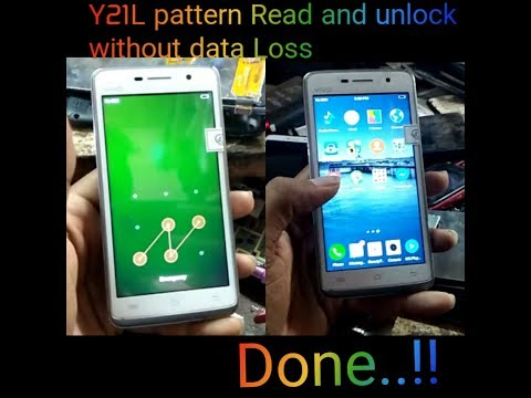 Repeat How to Remove VIVO Y21L Patten lock Password and FRP 10000