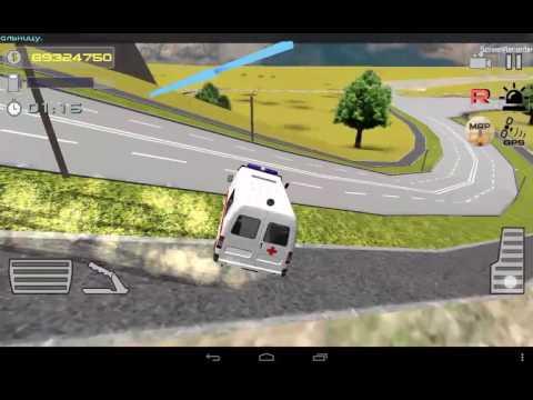 Симулятор скорой помощи 3D версия 2.0.1