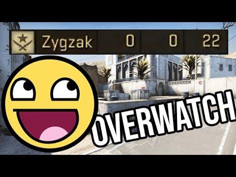 0-22 PRZYŁAPANY NA OVERWATCHU – Overwatch #122