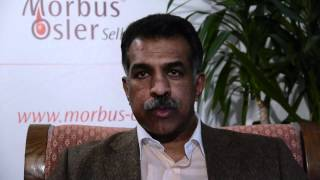 Zusammenfassung Vortrag Prof. Dr. Ajay Chavan / Morbus Osler-Tagung Rieden 2012
