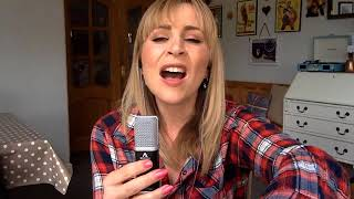 My Eyes Adored You Frankie Valli cover Sarah Collins