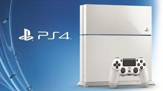 Playstation 4 BRANCO disponível para todos