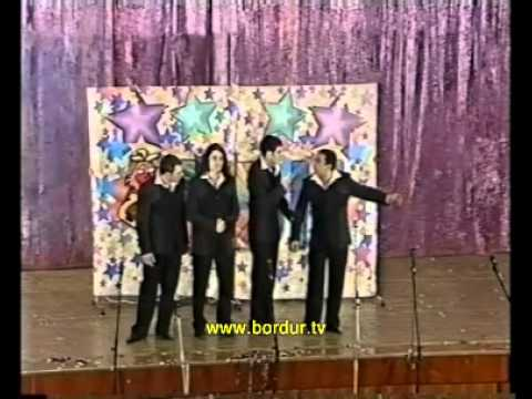 КиВиН 2005. 2 тур. 67 Ереван «Настоящие Армяне»