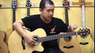 Hướng dẫn chọn mua đàn Guitar   phần 2