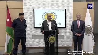 وزير الداخلية يؤكد عدم التهاون بحق مخالفي حظر التجول 26/3/2020