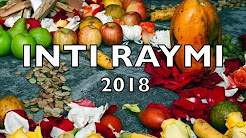 Inti Raymi 2018 en el Teatro Nacional de la Casa de la Cultura