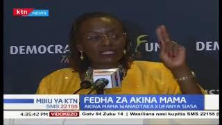 Shirika lazindua mikakati ya kuweka fedha za kuwasaidia wanawake siasani