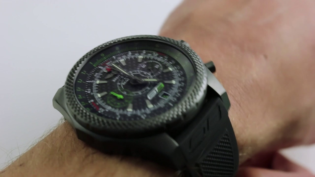 Breitling for Bentley Continental GT3 LE Luxury Watch ...