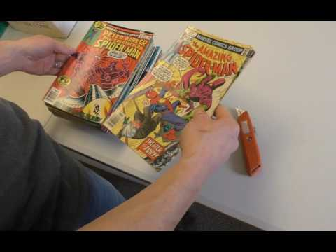 Unboxing a HUGE $400 Comic Book Collection! Sell My Comic Books