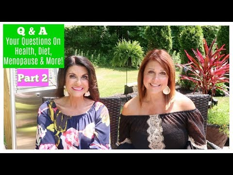 Q & A Part 2 | Your Questions On Health, Diet, Menopause & More | The2Orchids