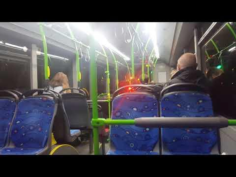 (HD) Onboard Malta Public Transport Otokar Kent C BUS833 25/02/2018