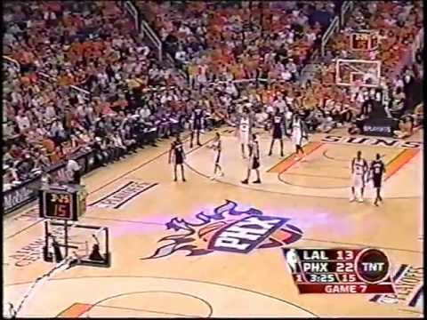 Leandro Barbosa 26 pts vs Lakers - Game 7 - 5/6/06