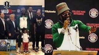 2 Chainz Buys NBA G-League Basketball Team In Atlanta!