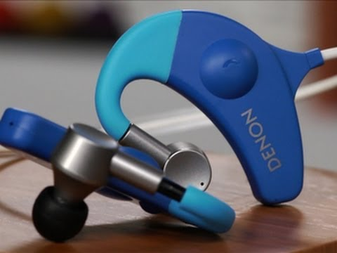 Denon AH-W150 Exercise Freak bluetooth headphones - YouTube 7fd50e55c1