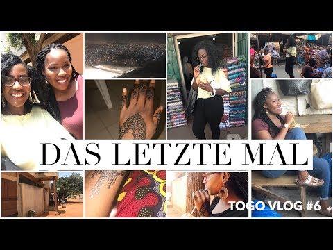 Das letzte Mal | NIE WIEDER TAP Airline | Togo Vlog #6 | SistAL