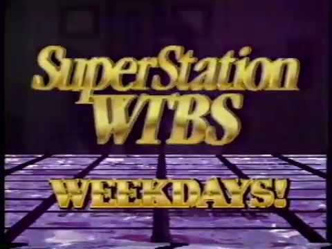 WTBS 1985 Afternoon Lineup Promo